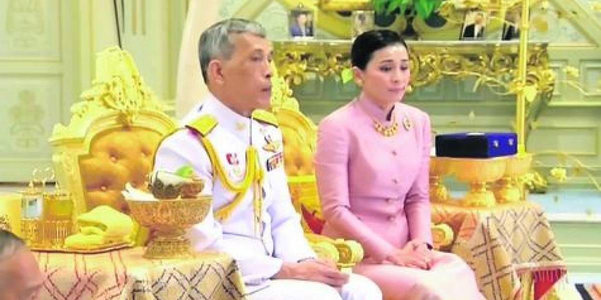 La última locura del excéntrico rey de Tailandia