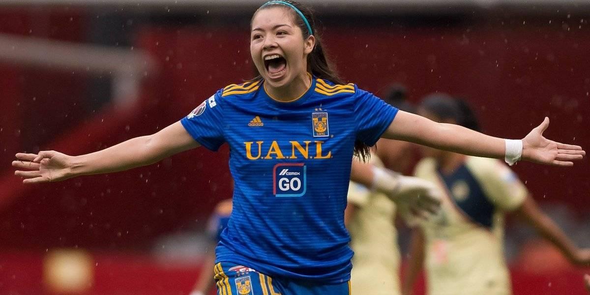 Tigres es el primer finalista de la Liga MX Femenil