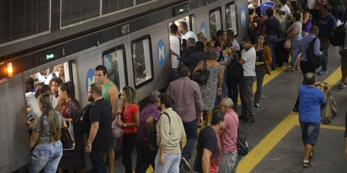 CPTM e Metrô de SP usam agentes contra assédio sexual