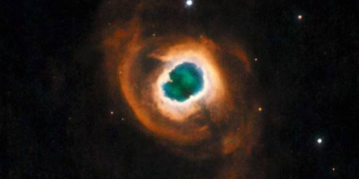 NASA divulga foto de nebulosa planetária registrada pelo telescópio Hubble