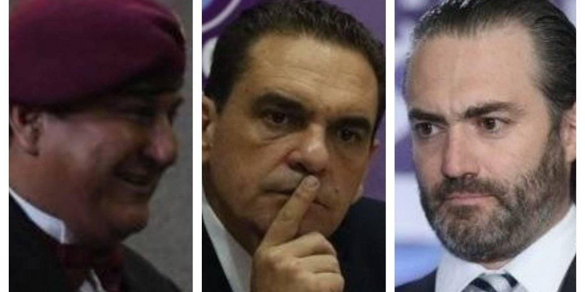 Presentan solicitud de antejuicio contra ministro de Economía y siete diputados