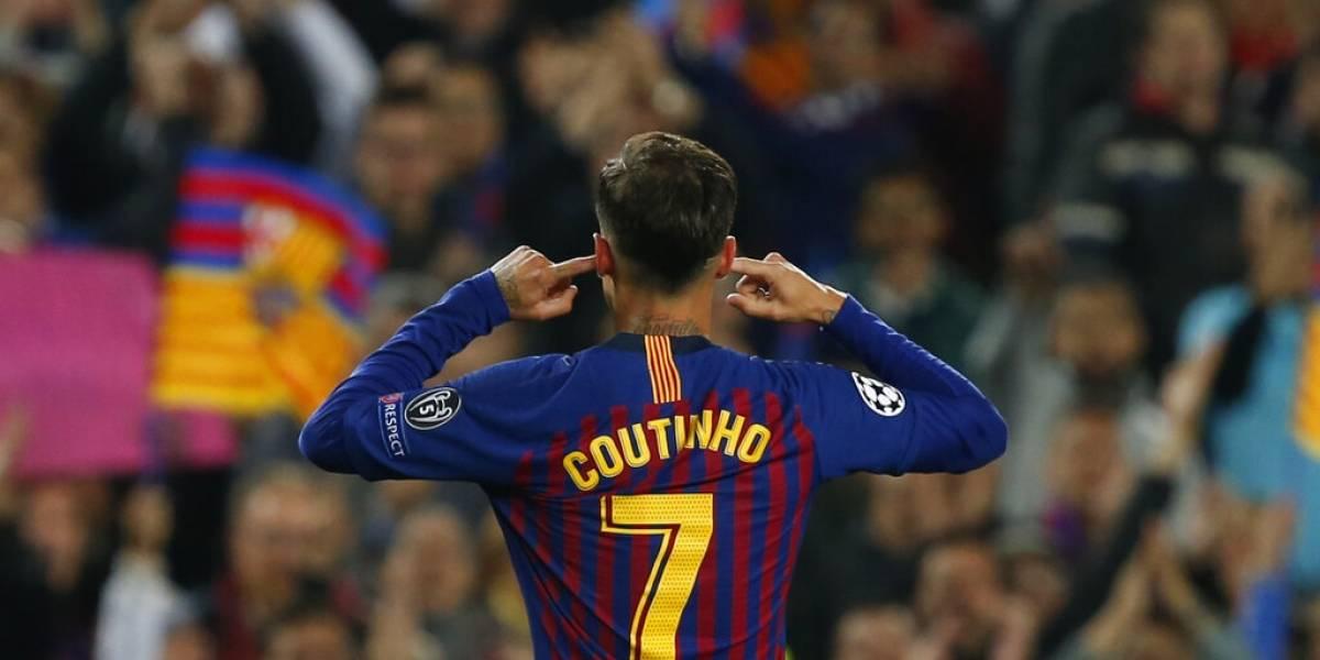 Coutinho enfrenta momento crucial en juego contra Liverpool