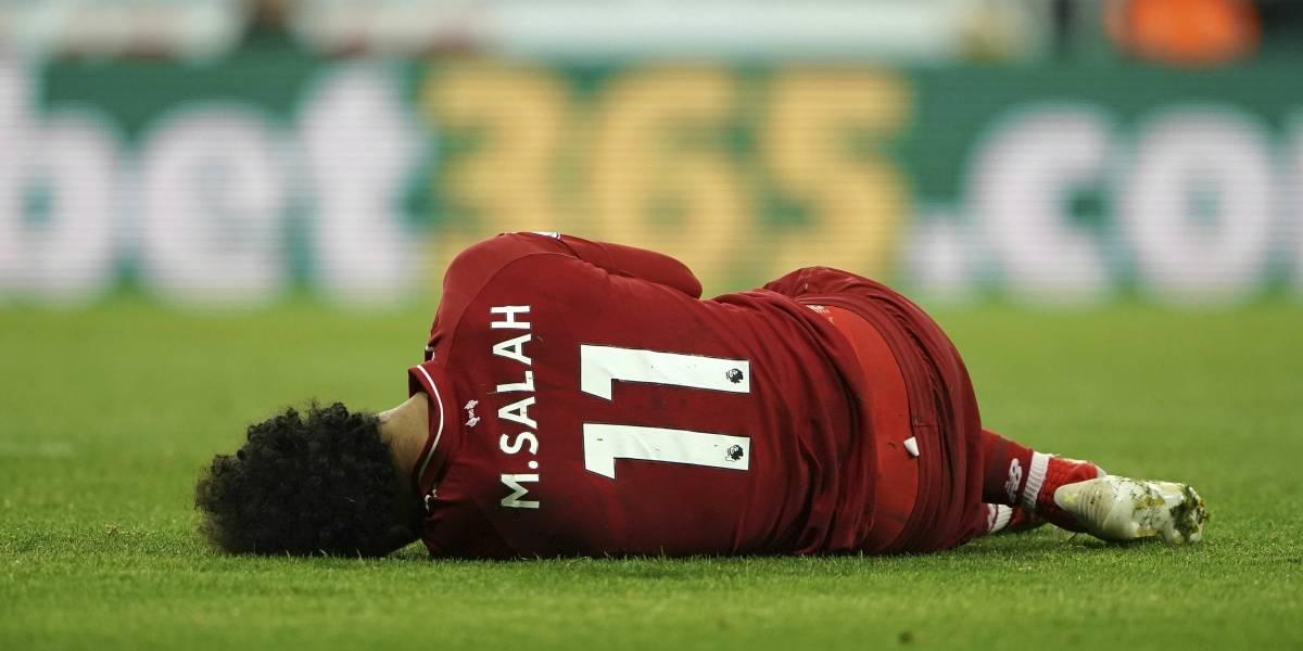 Baja confirmada: Mohamed Salah no jugará la semifinal de Champions League ante Barcelona
