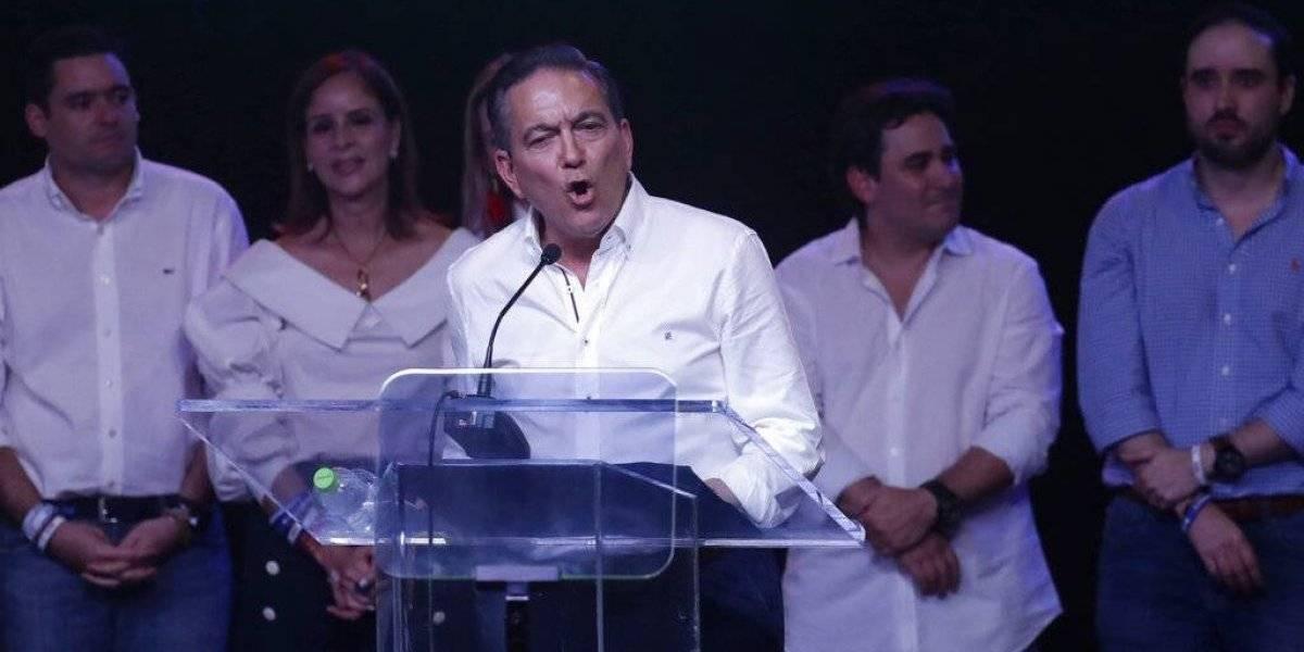 Nito Cortizo gana las elecciones en Panamá por la mínima