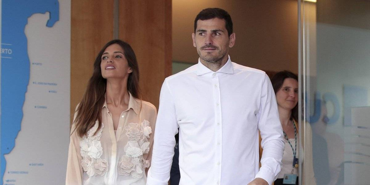 """Iker Casillas fue dado de alta: """"No se qué será del futuro, lo importante es estar aquí"""""""