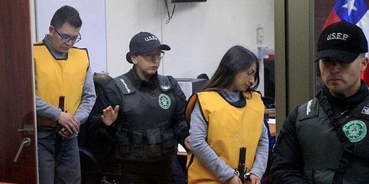 Caso Nibaldo: Justicia condena a Johanna Hernández y Francisco Silva a presidio perpetuo