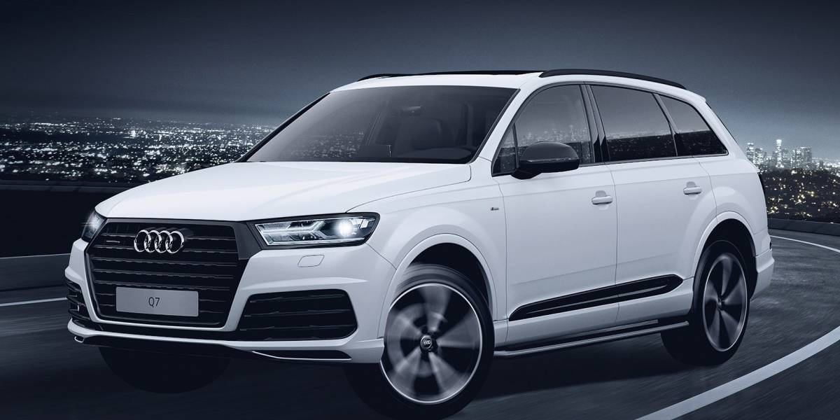 Audi presenta en Chile la exclusiva Q7 Dark Edition