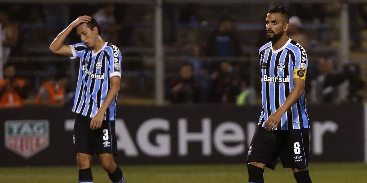 """El """"partido de locos"""" con nueve goles que tuvo Gremio en la previa al crucial choque con la UC en la Libertadores"""