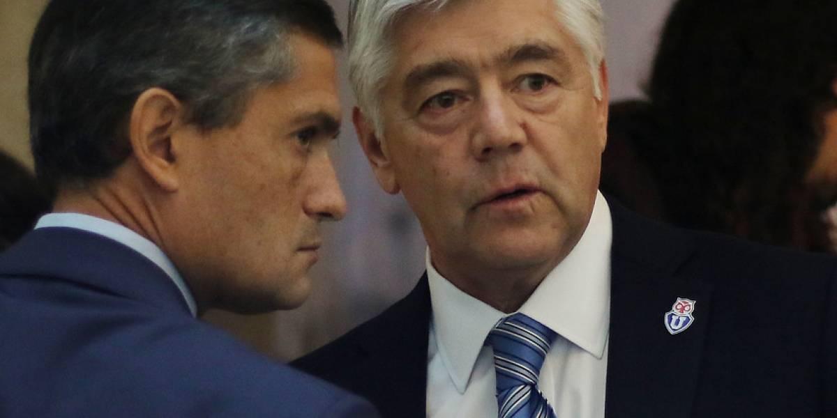 """Presidente de Azul Azul está desolado por el mal momento de la U: """"No sé qué hacer para tener resultados"""""""