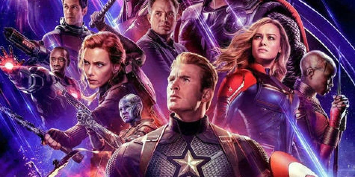 'Avengers: Endgame', segunda película más taquillera de la historia