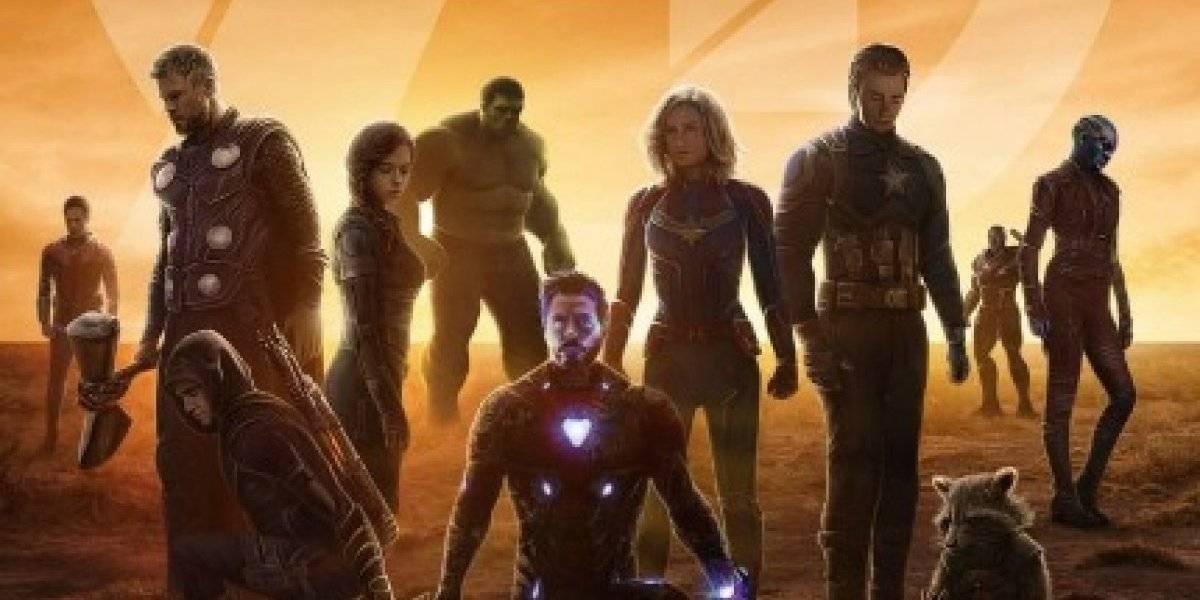 Añaden escenas pos créditos a Avengers: Endgame