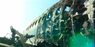 41 personas murieron en incendio de avión en Moscú