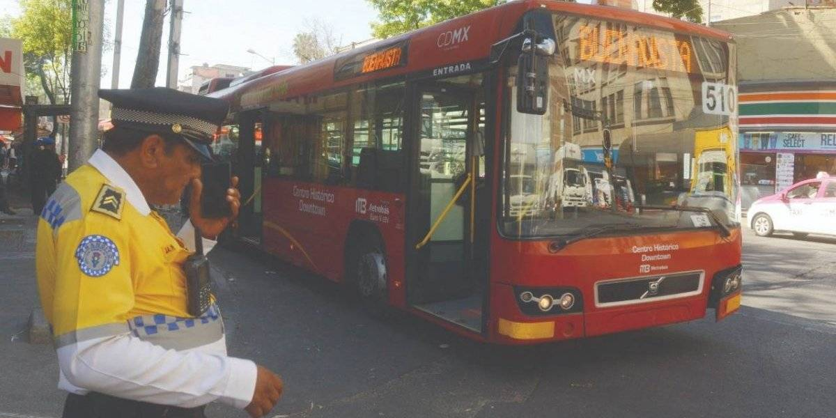 Se perfila 2019 como el año con más arrollados por el Metrobús