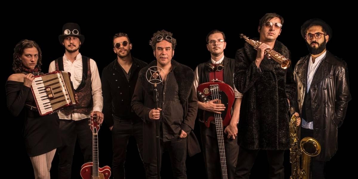 Burning Caravan llega al Teatro Colón con nueva música