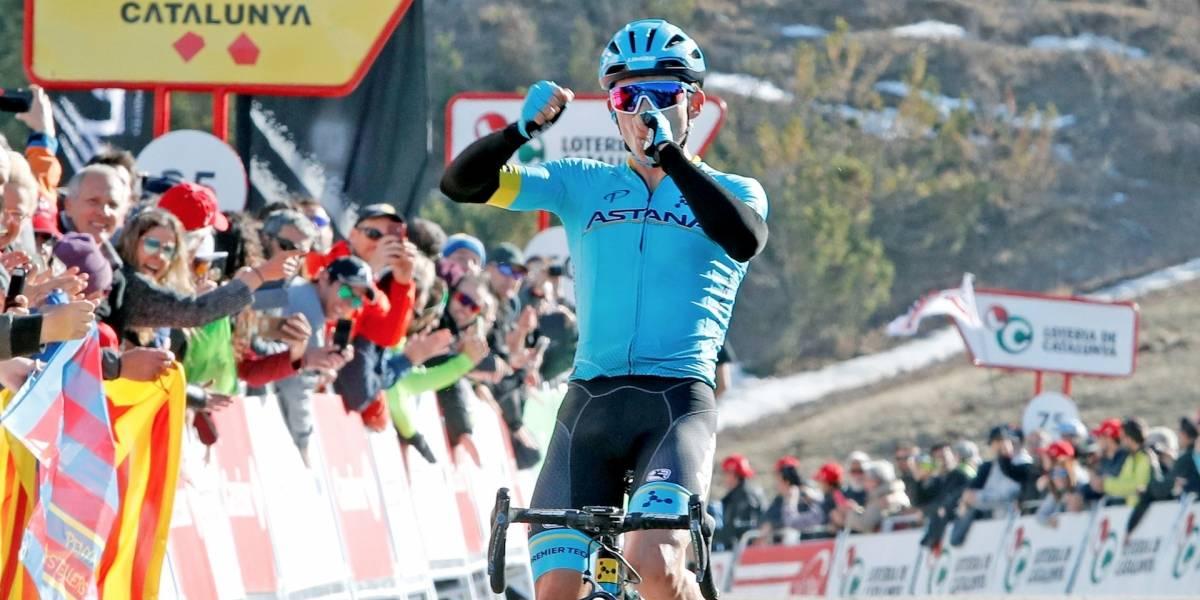 La inesperada noticia que recibió 'Supermán' López a pocos días del inicio del Giro de Italia