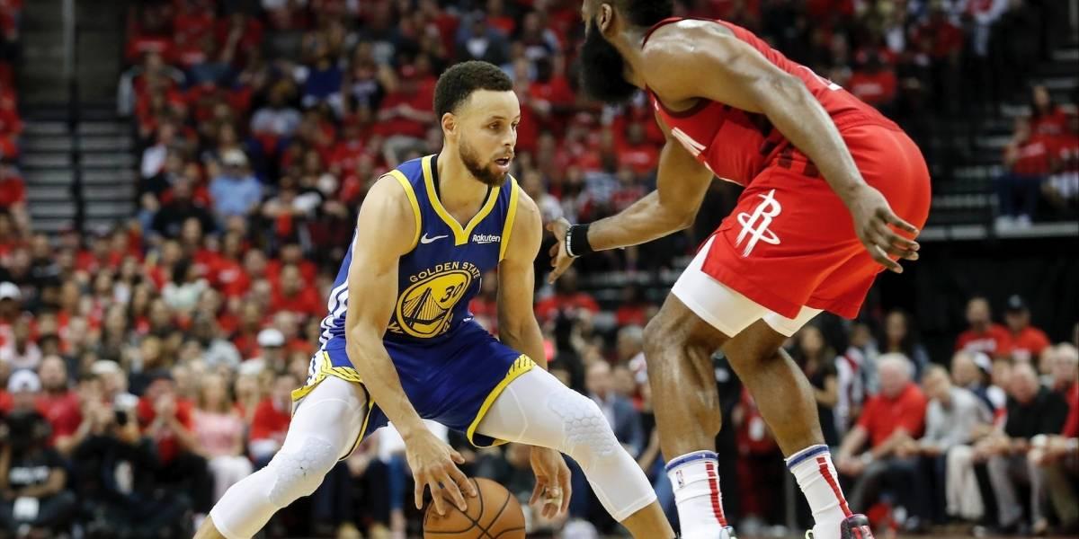 Rockets y Warriors vuelven a verse las caras en Houston por las 'semis' de la NBA