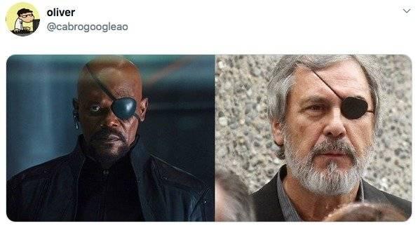 Avengers chilenos - Twitter.com/cabrogoogleao Twitter