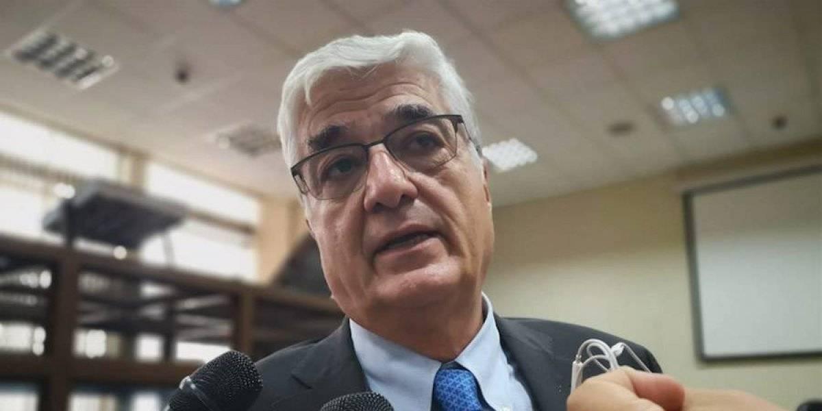 MP pide enviar a juicio a exministro de Gobernación Carlos Vielmann por tortura