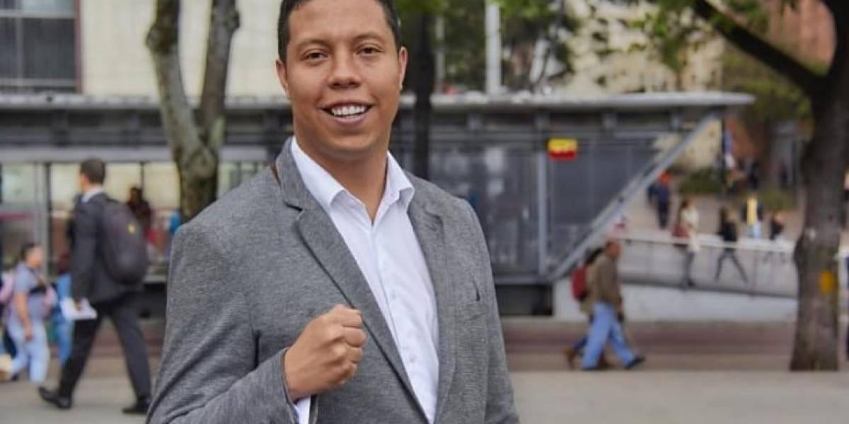 Hermano de Luis Andrés Colmenares quiere ser concejal uribista