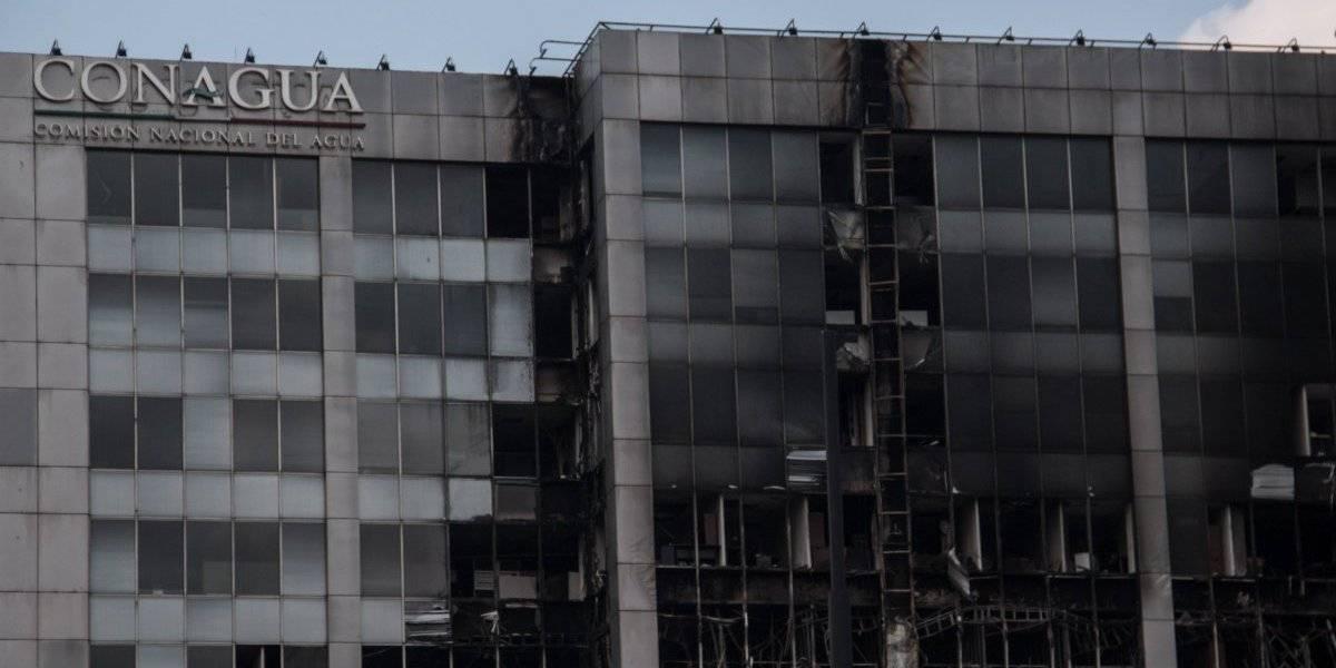 Conagua perdió auditorias tras incendio en oficinas