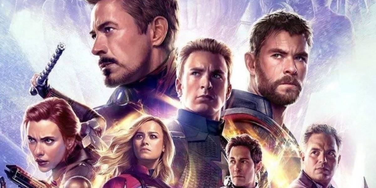 """""""Avengers: Endgame"""" supera a Titanic y es la segunda película con mayores recaudaciones en la historia"""