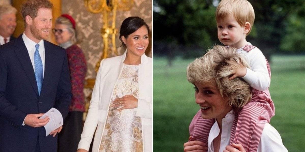 Signo do filho de Meghan Markle e Harry indica conexão especial com princesa Diana