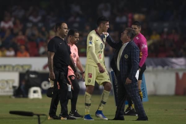 eddaa9efa35 Edson Álvarez se perderá el primer duelo ante Cruz Azul
