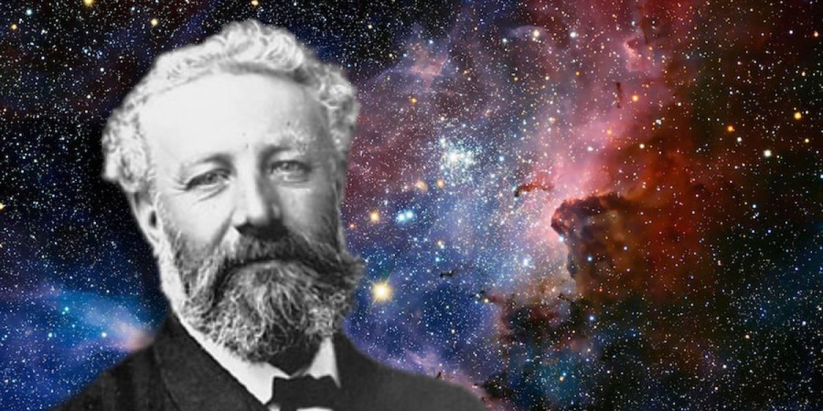 Escritores que predijeron el futuro de la ciencia del espacio