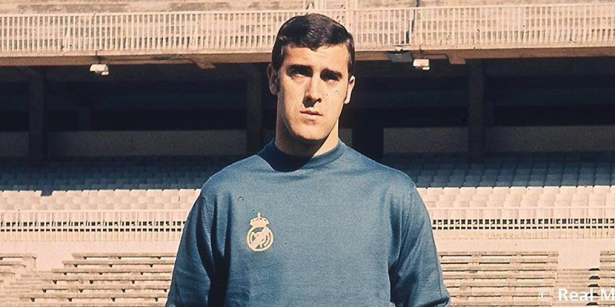 Fallece ex portero del Real Madrid por un infarto