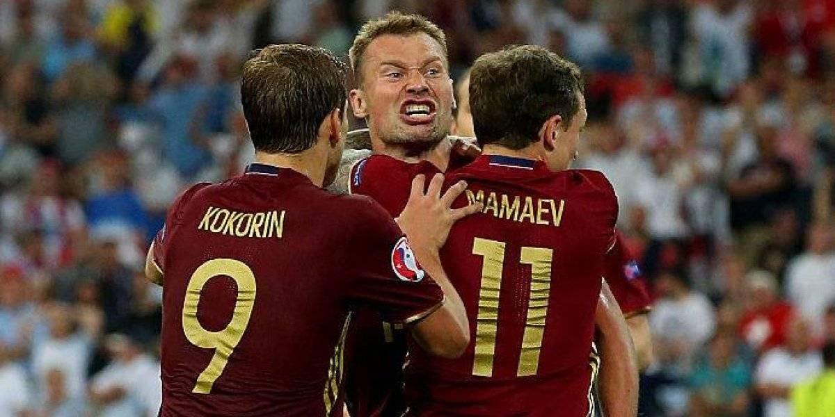 Fiscalía pide cárcel para futbolistas rusos acusados de 'gamberrismo'
