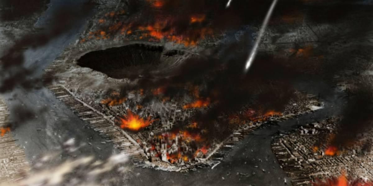 Asteroide de 60 metros arrasa con Nueva York y la destruye por completo: simulacro de la NASA revela el cataclismo tras caída de enorme bola de fuego
