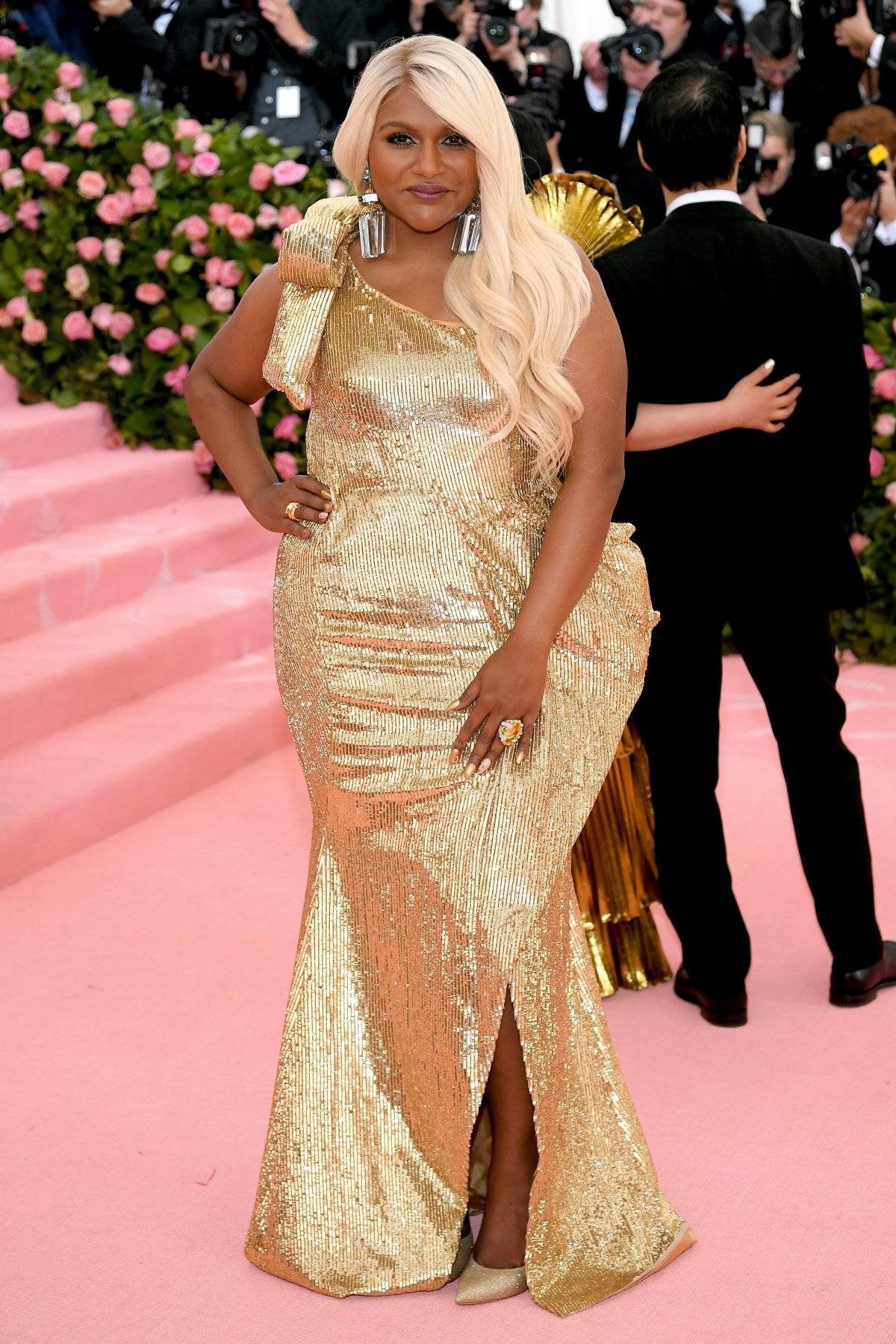 Mindy Kaling Getty Images