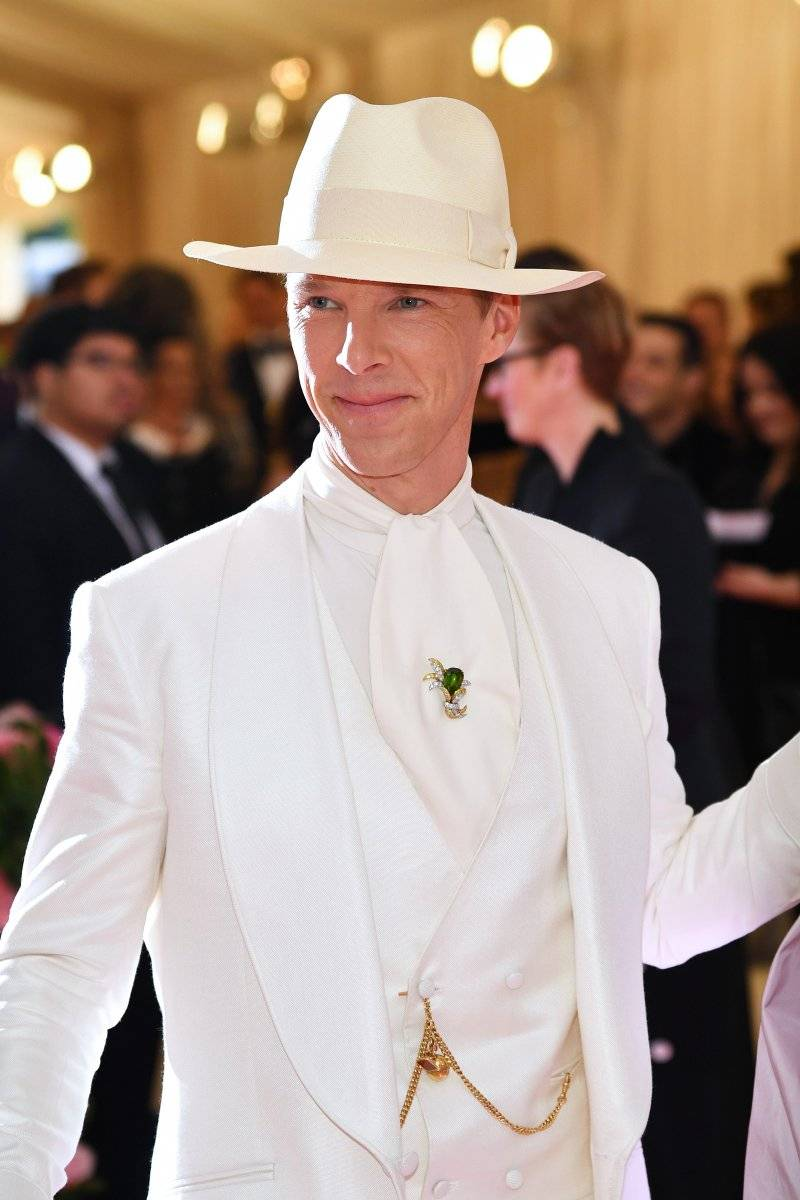 Benedict Cumberbatch Getty Images
