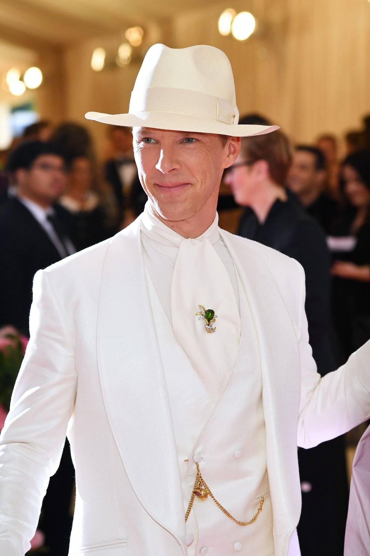 Benedict Cumberbatch Getty Images