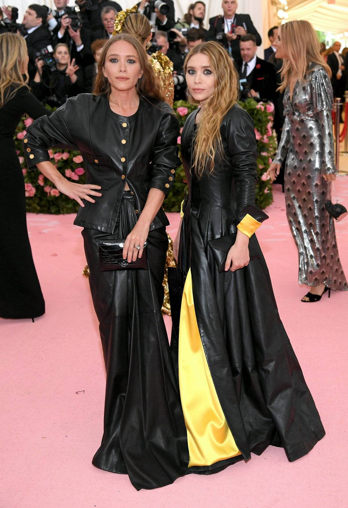 Mary Kate Olsen y Ashley Olsen Getty Images