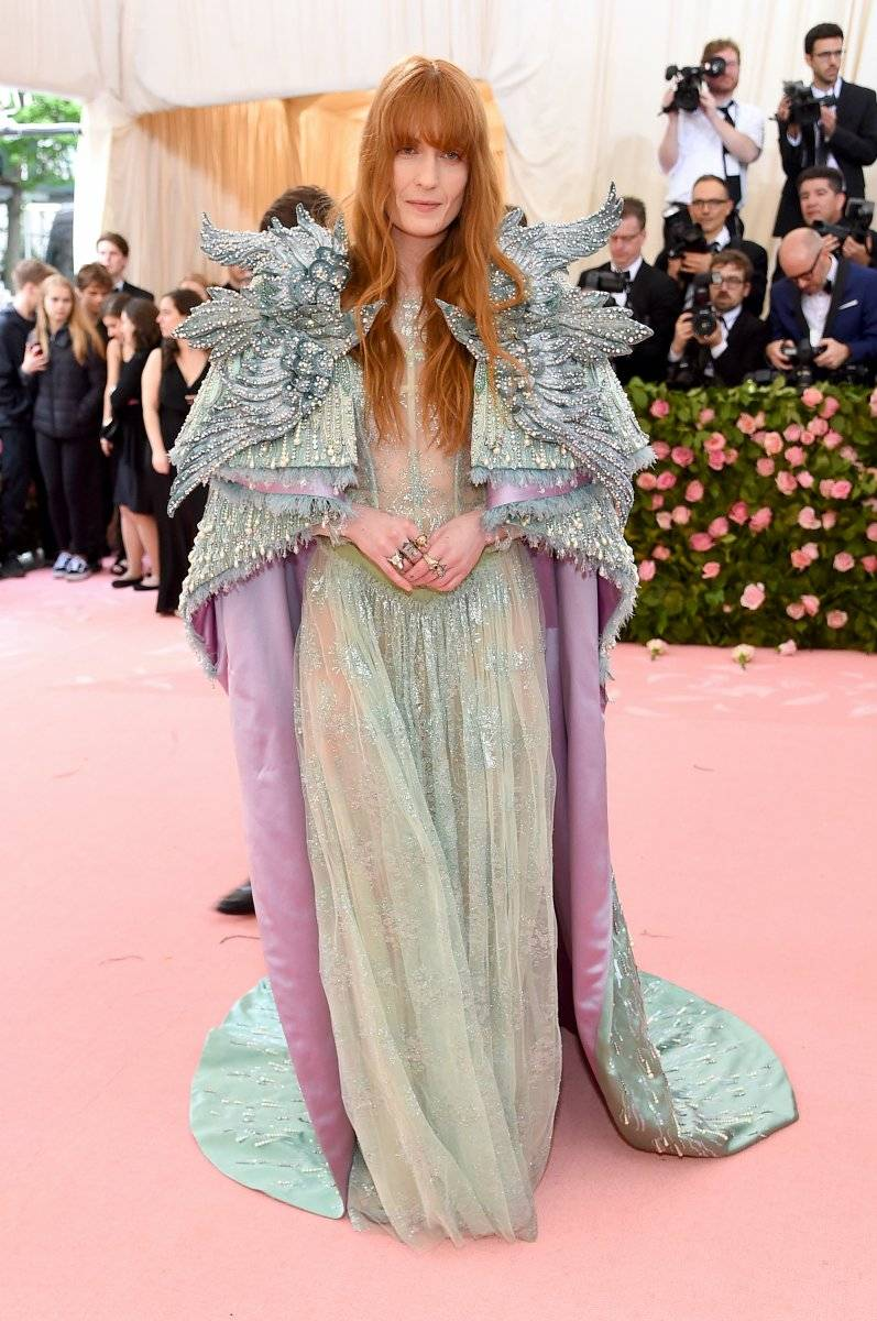 Florence Welch Getty Images