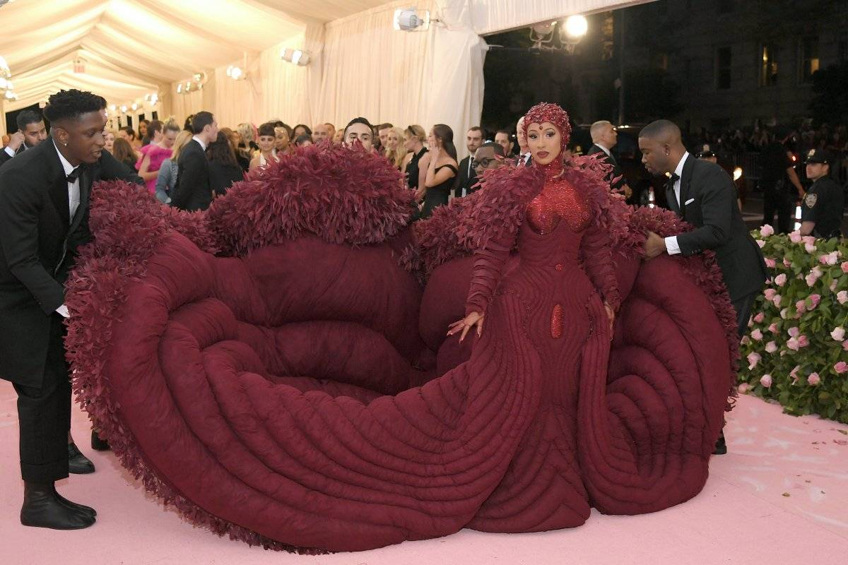 Cardi B Getty Images