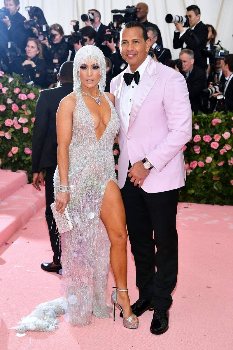 JLo y Alex Rodríguez Getty Images