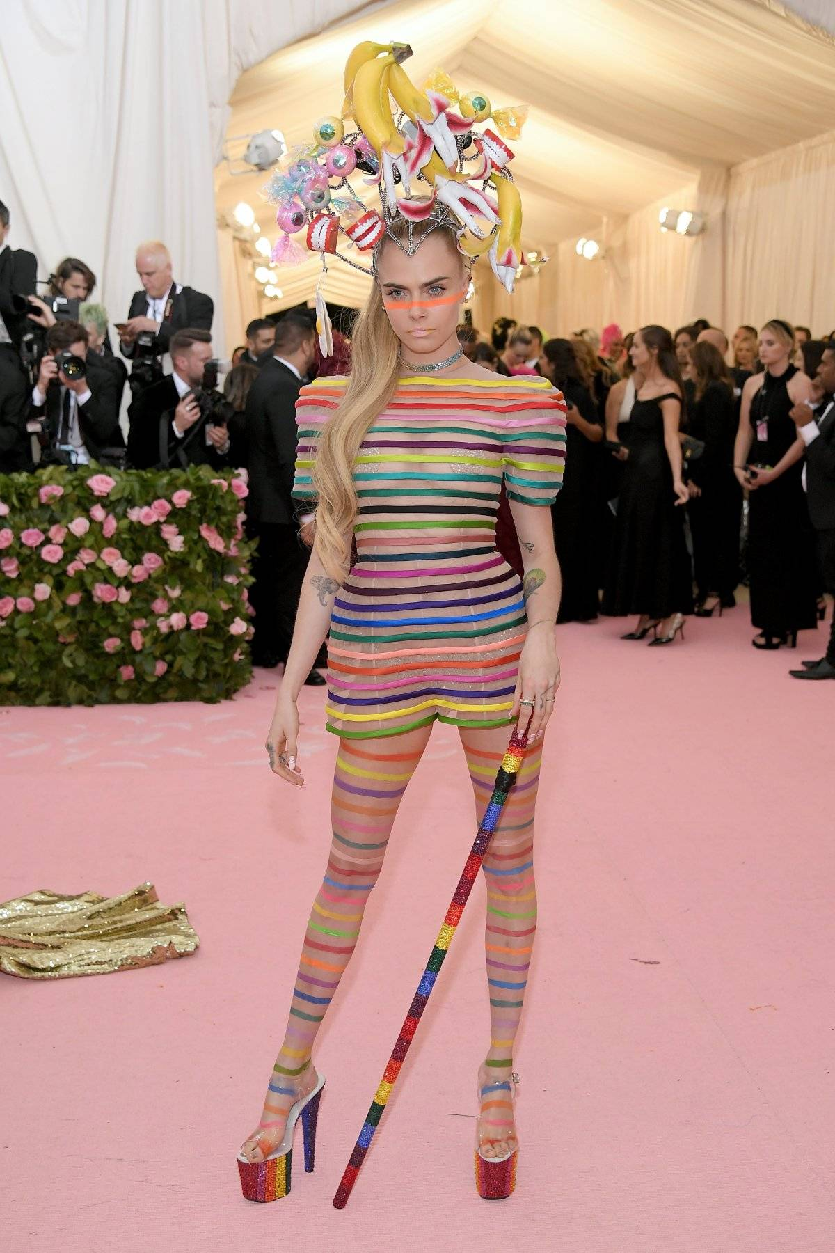 Cara Delevigne Getty Images