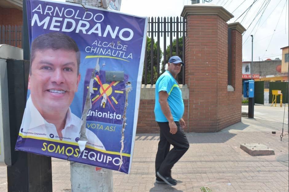 Gustavo Medrano, Partido Unionista