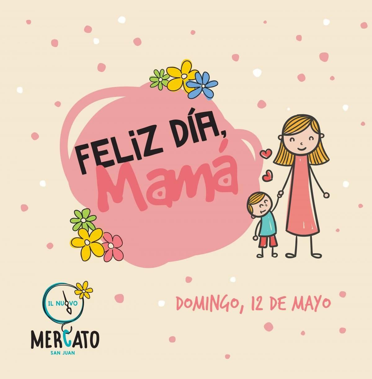 dia de las madres ill novo mercato