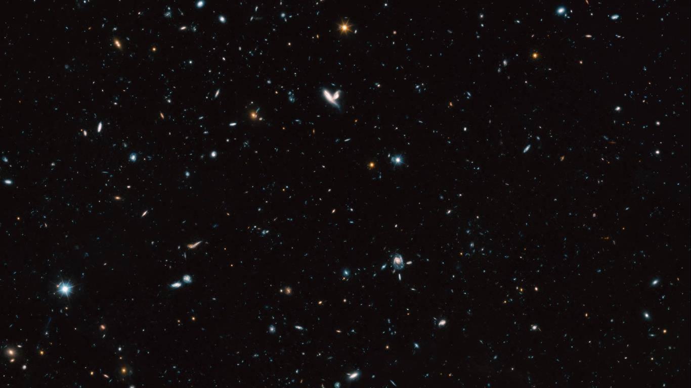 La NASA publica la imagen más detallada que exista del Universo