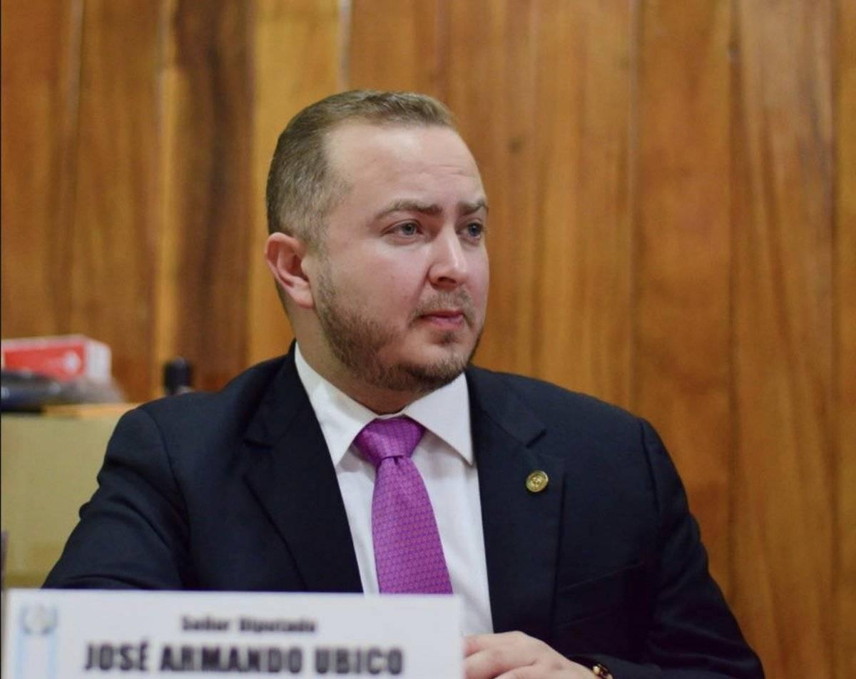 José Armando Ubico