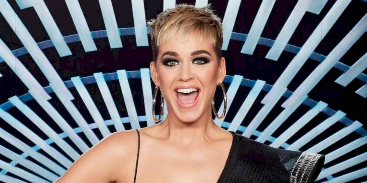Katy Perry se desnuda en su nuevo video