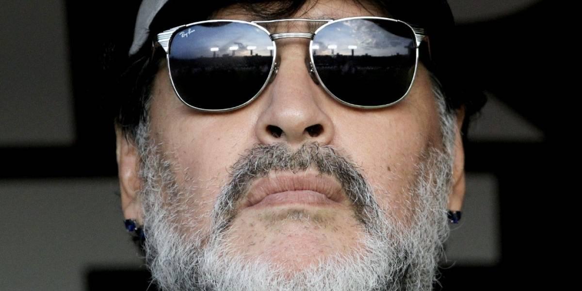 Maradona pierde otra final y Atlético San Luis logra el ascenso en México