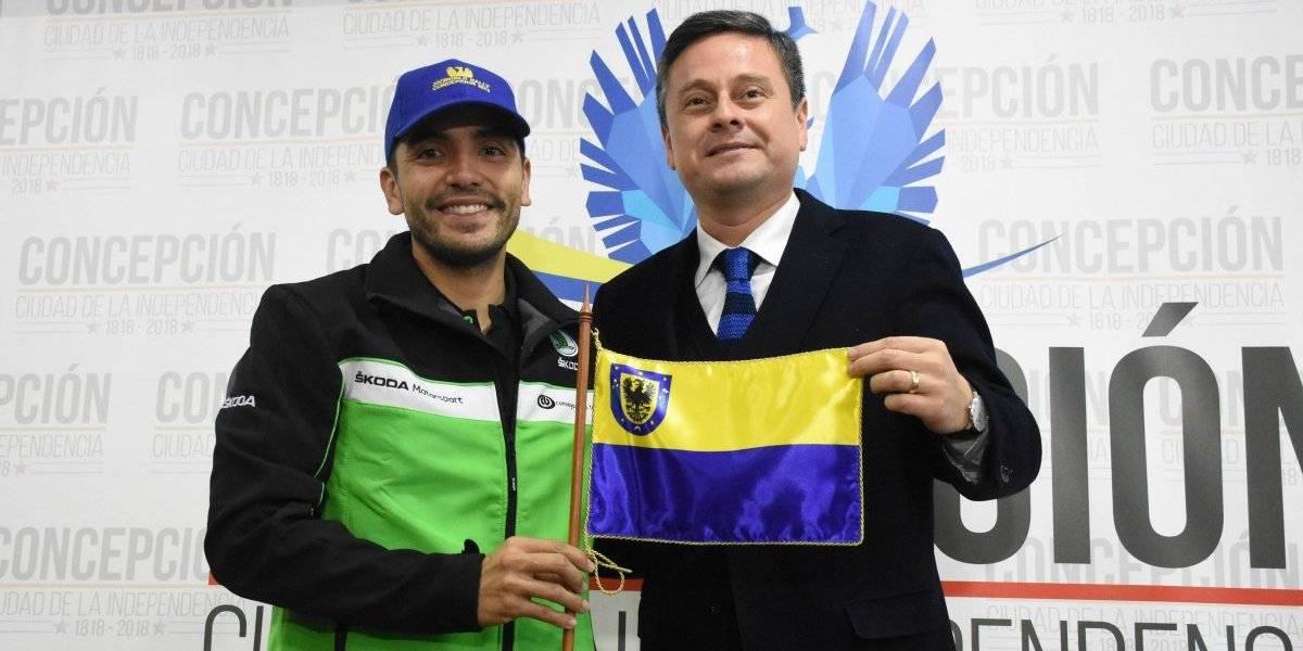 Para el WRC, Concepción tiene el mejor embajador: Jorge Martínez