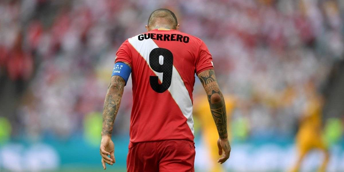 Escándalo en Perú al conocerse la razón por la que Paolo Guerrero dio positivo de cocaína