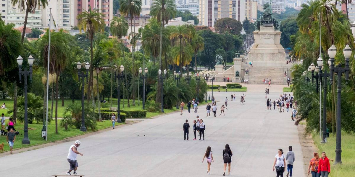 Parque da Independência, em São Paulo, será ampliado
