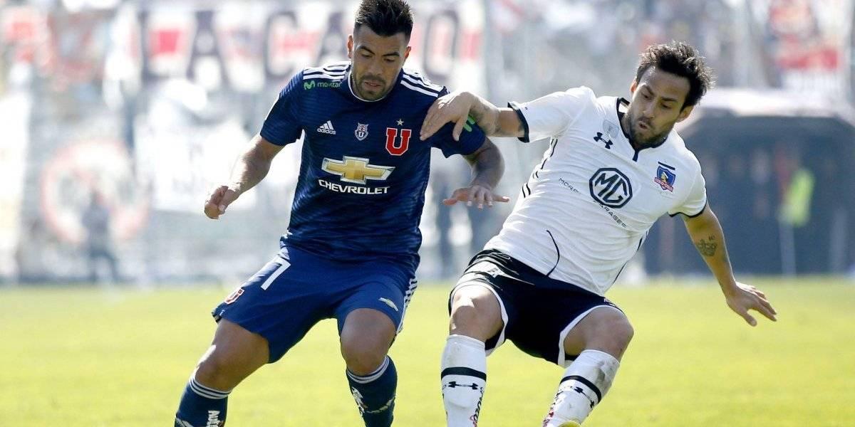 El Superclásico del fútbol chileno entre la U y Colo Colo tiene fecha confirmada