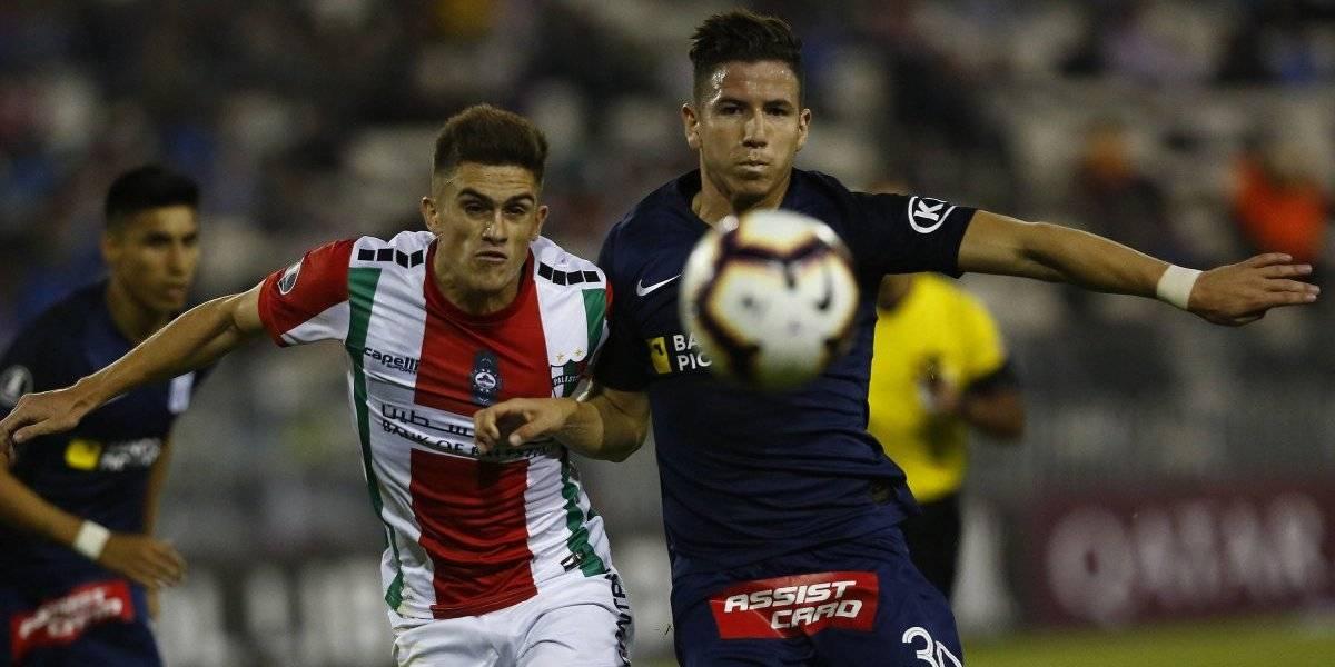 Palestino cierra su sueño en la Libertadores ante Alianza Lima con la Sudamericana casi en el bolsillo